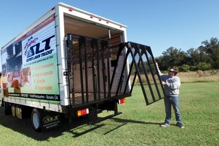 Loading Ramp for Box Trucks, Dry Freight Vans and Dump Trucks - Loading Ramp For Box Trucks, Dry Freight Vans And Dump Trucks